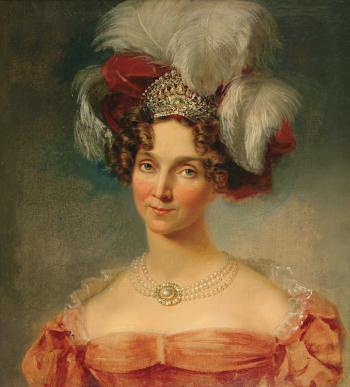 Выставка одной картины «Джордж Доу. «Портрет императрицы Елизаветы Алексеевны»