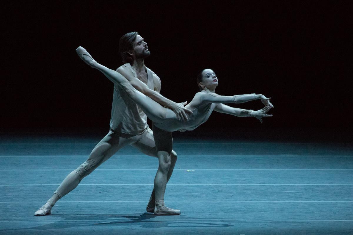 Международный балетный Фестиваль Бенуа де ла Данс