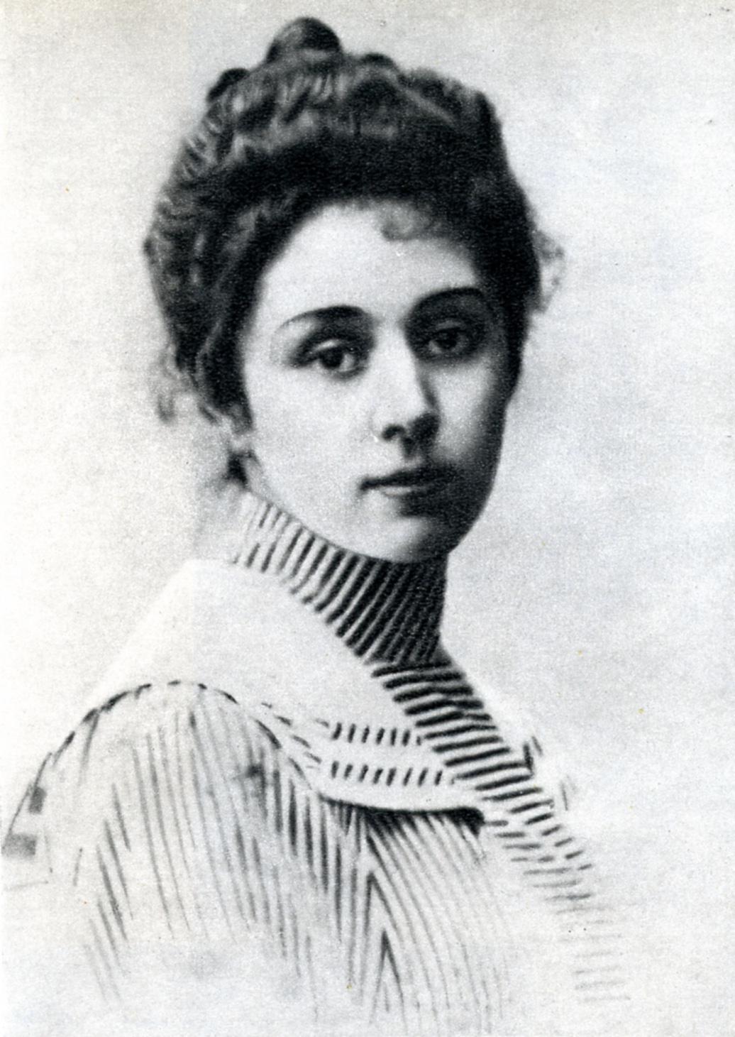 Ирина - М.Ф. Андреева. Три сестры. 1901