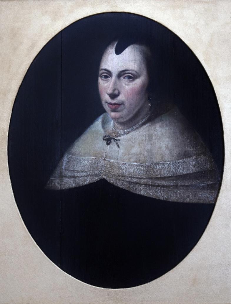 Выставка одной картины «Портрет в творчестве Антони Паламедеса»