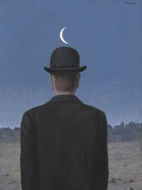 René Magritte - Le Maître d'École