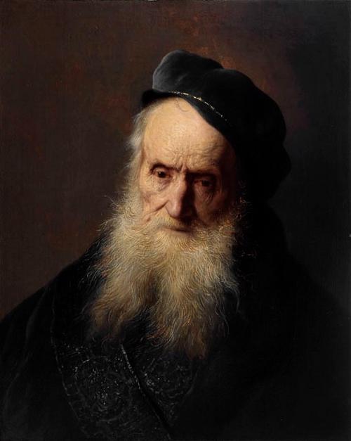 Ян Ливенс - Портрет старика (1629)