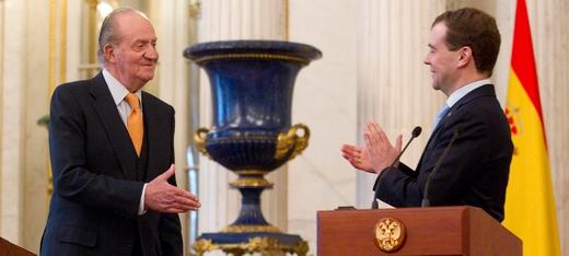 Выставку «Прадо в Эрмитаже» открыли Президент России и испанская королевская чета