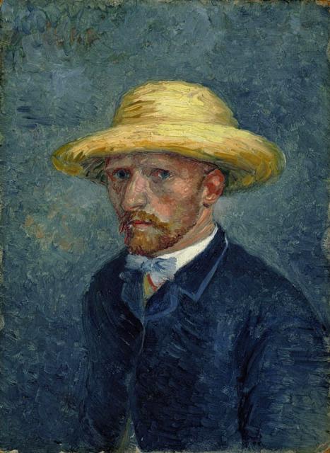 Винсент ван Гог (1853-1890), Портрет Тео ван Гога, 1887. «Музей Ван Гога», Амстердам