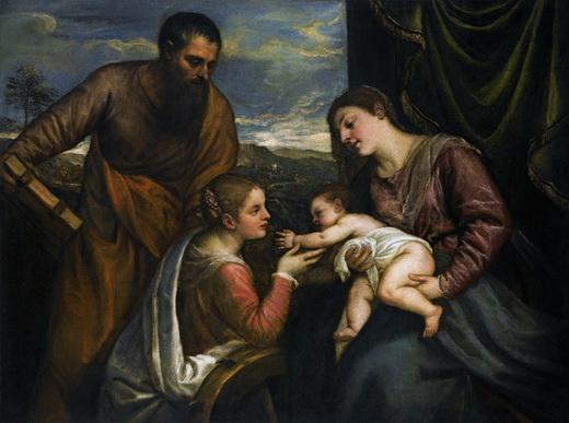 Тициан ушёл за 16,8 млн на «Аукционе старых мастеров» в Sotheby's