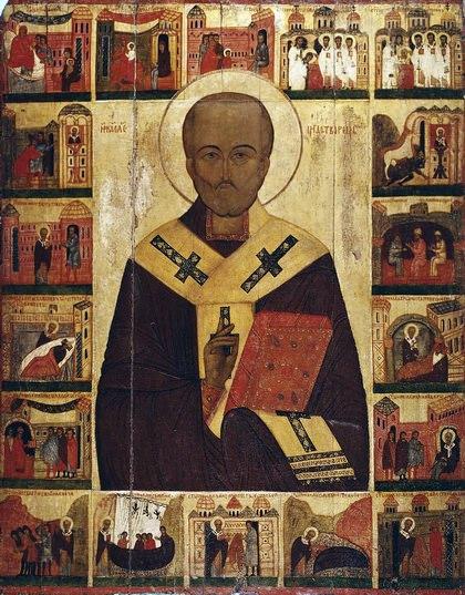 Угрешская чудотворная икона Святителя Николая Чудотворца