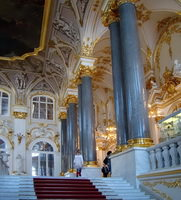 Эрмитаж, Главная лестница