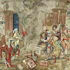 The tapestry of Henry VIII, considered lost, was found in Spain